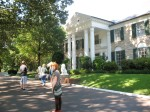 Of course we had to pay a visit to Graceland, famous home of Elvis