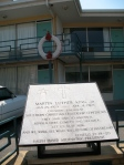 Couldn't leave Memphis without paying homage to MLK at the Lorraine Motel, where he was shot.
