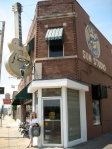 Stopped at Sun Studios in Memphis for a tour.  Brought back a lot of memories of great music.